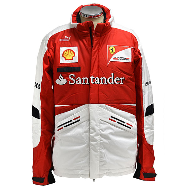 Scuderia Ferrari 2013 Team Winter Jacket