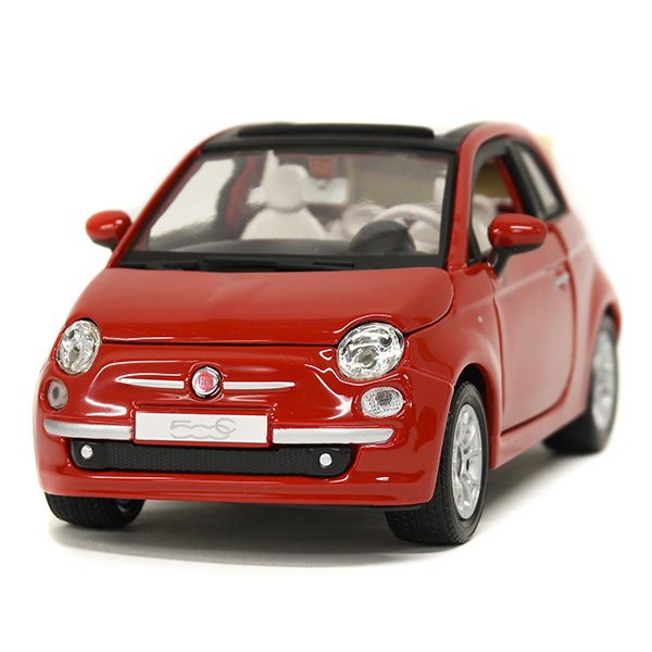 1/24 FIAT純正500Cミニチュアモデル<br><font size=-1 color=red>10/11到着</font>