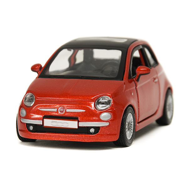1/32 FIAT純正500ミニチュアモデル(レッド)<br><font size=-1 color=red>12/26到着</font>