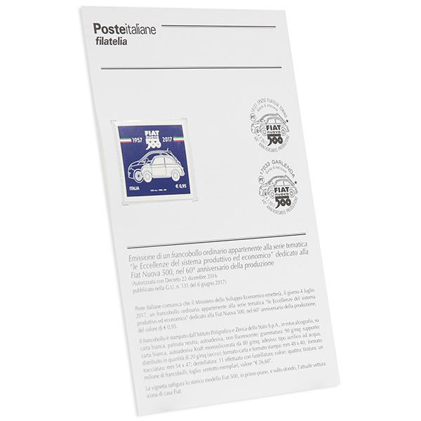 FIAT 500 60anni Memorial Leaflet c725b4ad5ba4