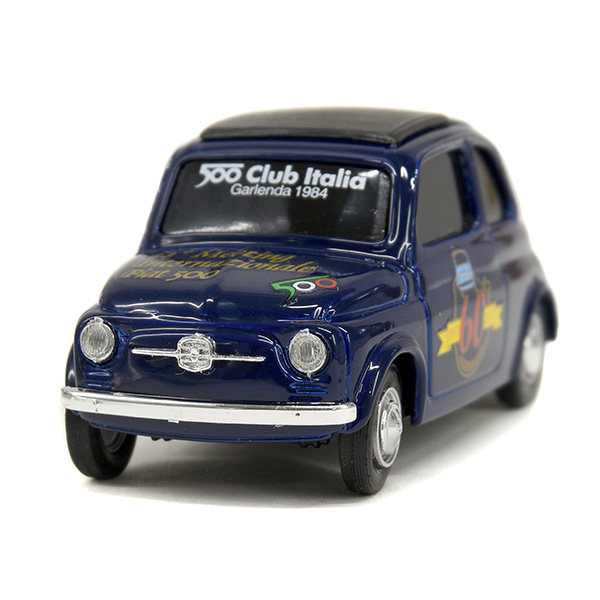 1/43 FIAT 500 60 anni Memorial Model by FIAT 500 CLUB ITALIA