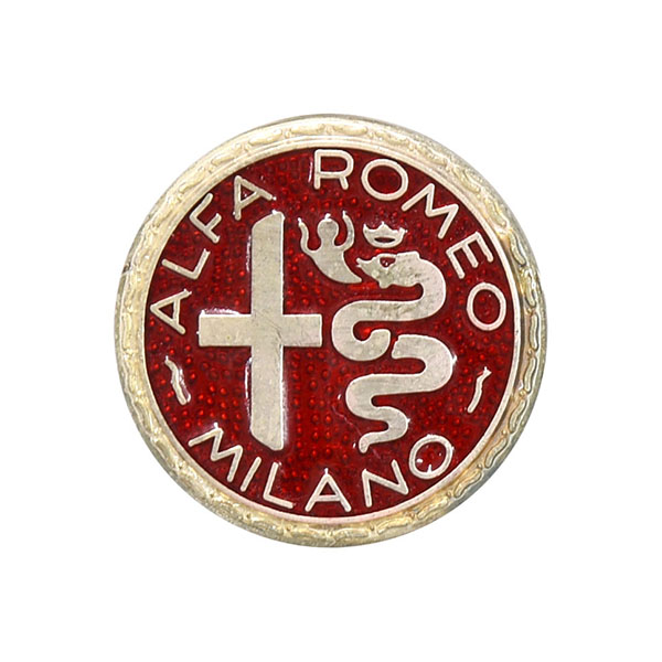 Alfa Romeo純正歴代エンブレムピンズコレクション-No.4-<br><font size=-1 color=red>06/15到着</font>