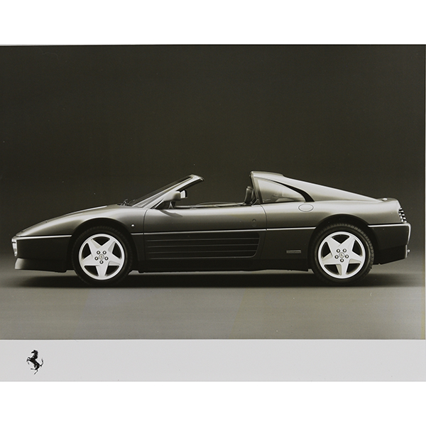Ferrari Press Photo -348ts-