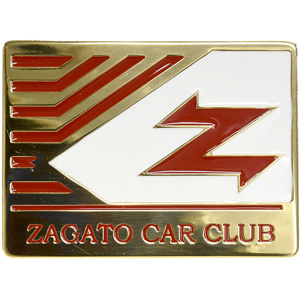 ZAGATO CAR CLUBエンブレム