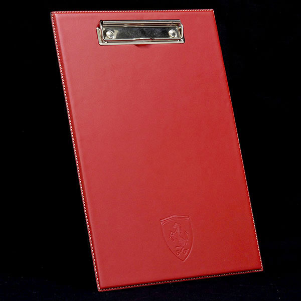 Ferrari Leather Binder