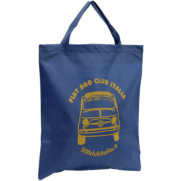 FIAT 500 CLUB ITALIA Official Eco Bag