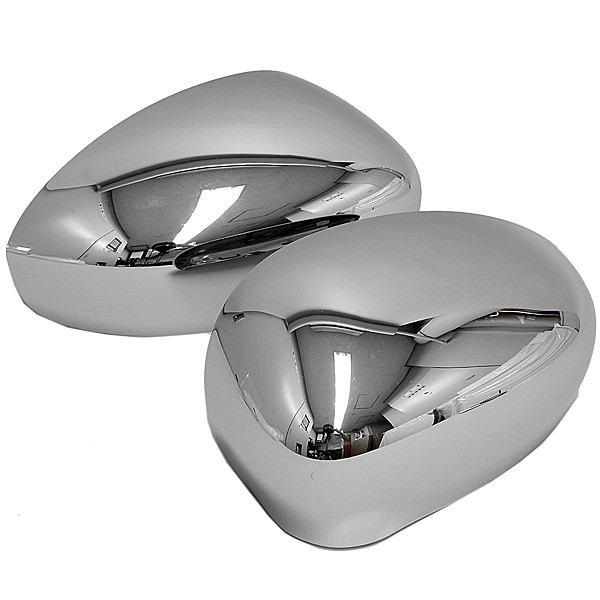 FIAT/ ABARTH 500/595/G.Punto Chrome Mirror Cover