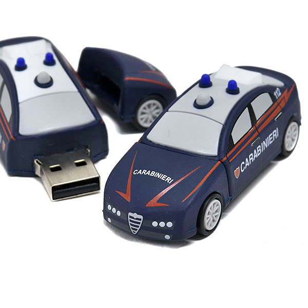 CARABINIERI Official USB Memori(8GB/Alfa 159)