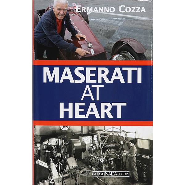 MASERATI AT HEART(ERMANNO COZZA)
