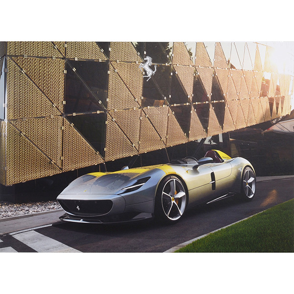 Ferrari MONZA SP1 Presentation Card