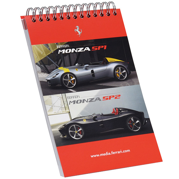 Ferrari 488PISTA SPIDER/SP1&SP2 Media Book