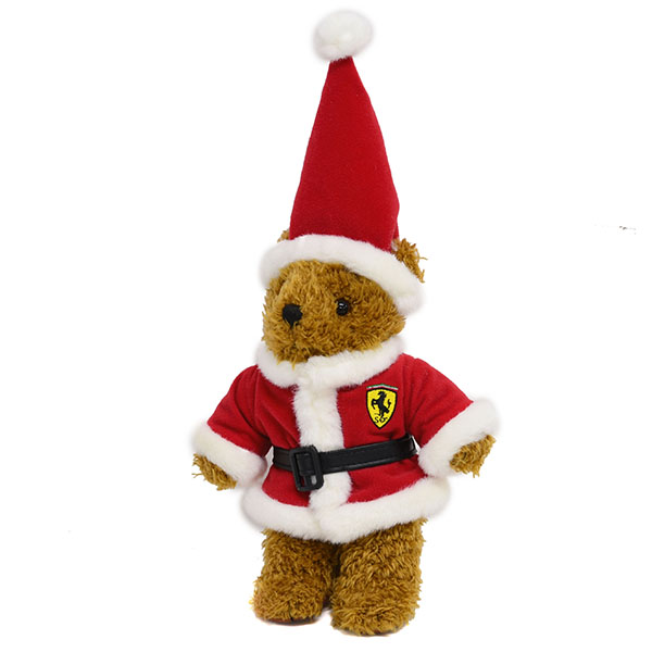 Ferrari Christmas Bear
