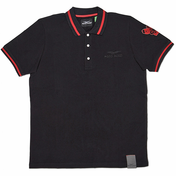 Moto Gucci Official Polo Shirts-CLASSIC-