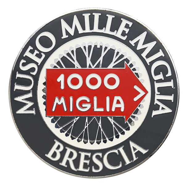 MUSEO MILLE MIGLIA純正グリルエンブレム
