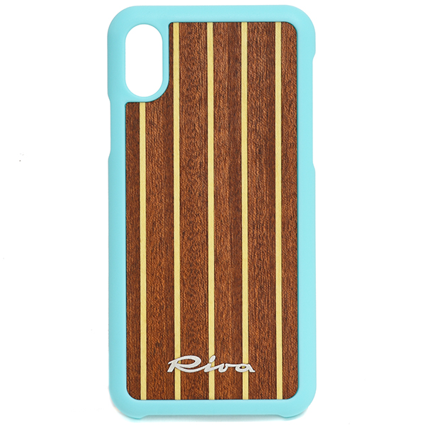 Riva Official iPhone X/XS Case(Blue)