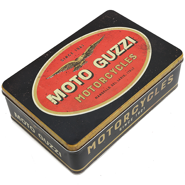 Moto Guzzi Official Multi Tin Box