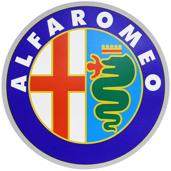 Alfa Romeo Emblem Stickers(180mm)-21817-