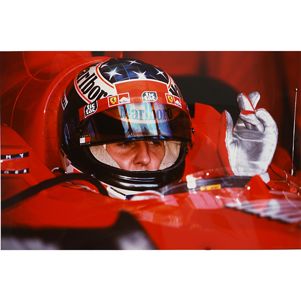 Scuderia Ferrari 2000 M.Schumacher Photo-San Marino GP-B
