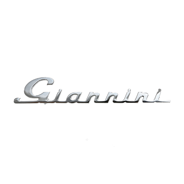 Giannini Logo Emblem(125mm)