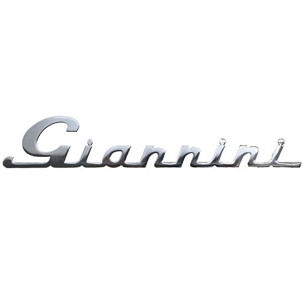 Giannini Logo Emblem(220mm)