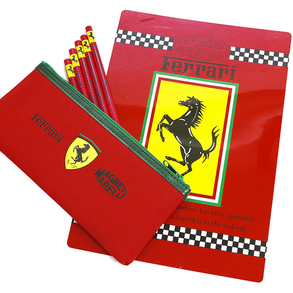 Ferrari MAGNETTI MARELLI Stationary Set