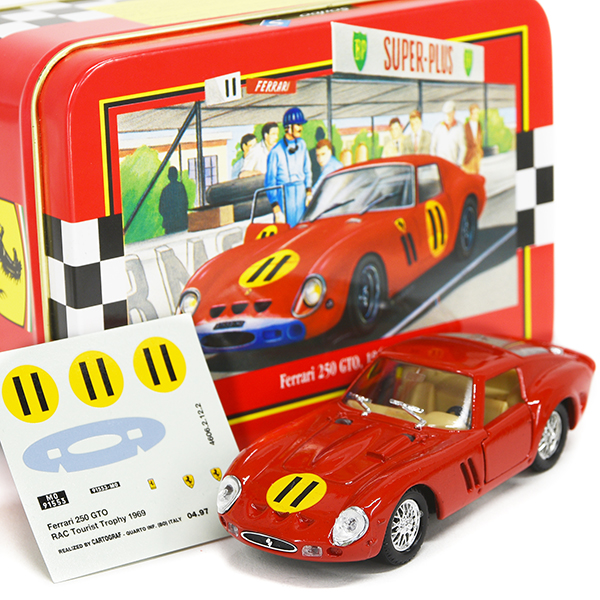 1/43 FERRARI 250 GTO 1963 Miniature Model