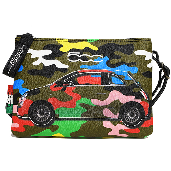 FIAT 500 2way Pochette-camouflage-by gabs
