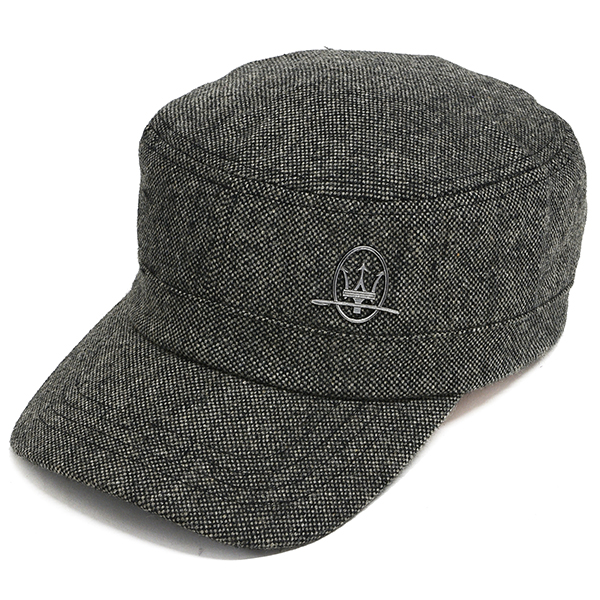 MASERATI Donegal Military Cap