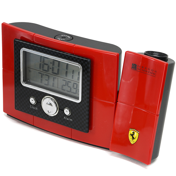 Ferrari Official Clock -Silverstone-
