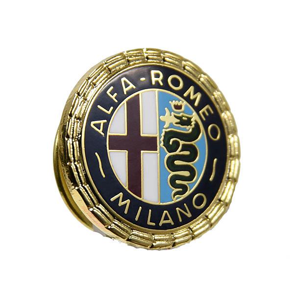 Alfa Romeo Milano Emblem Pin Badge : Italian Auto Parts