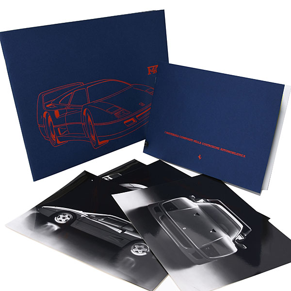 Ferrari F40 Press Kit