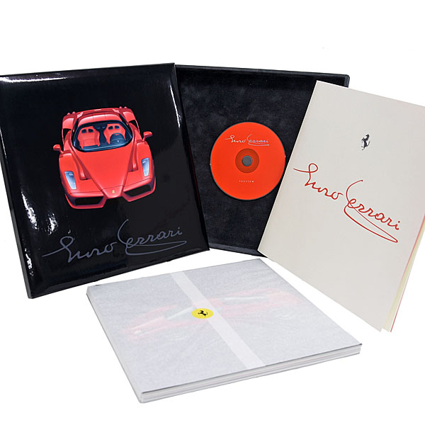 Enzo Ferrari Press Kit