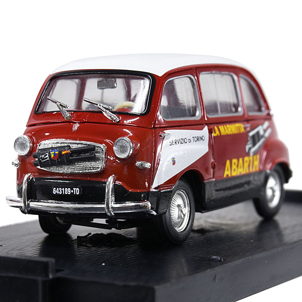FIAT 600Multipla Assistanza ABARTHミニチュアモデル(R383)