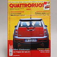Quattroruote 2007年11月号