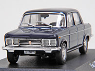 1/43 FIAT Story Collection No.6 125 SPECIAL 1968年ミニチュアモデル