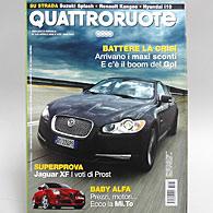 Quattroruote 2008年4月号