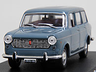 1/43 FIAT Story Collection No.11FIAT 1100R FAMILIARE 1966年ミニチュアモデル