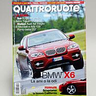 Quattroruote 2008年6月号