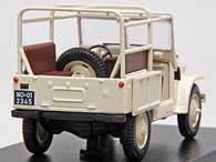 1/43 FIAT Story Collection No.13 FIAT CAMPAGNOLAミニチュアモデル